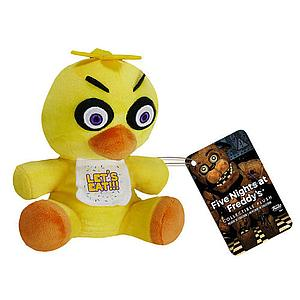 Five Nights at Freddy's Series 1 Plush: Chica