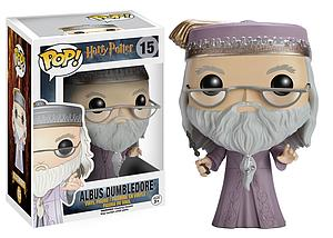 Pop! Harry Potter Vinyl Figure Albus Dumbledore #15