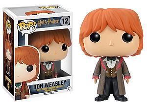 Pop! Harry Potter Vinyl Figure Ron Weasley (Yule Ball) #12