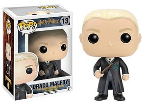 Pop! Harry Potter Vinyl Figure Draco Malfoy #13