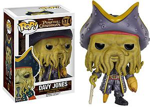 Pop! Disney Pirates of the Caribbean Vinyl Figure Davy Jones #174