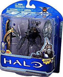 Halo Universe 10th Anniversary Series 1: Halo 3 Grunt (black)