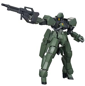 Gundam Iron-Blooded Orphans 1/100 Scale Model Kit: #002 Graze Standard Type/Commander Type