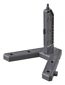 Gundam Action Base Mini BB & SD Stands Gray