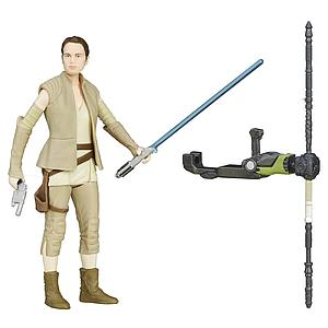 Star Wars The Force Awakens: Rey (Resistance Outfit)