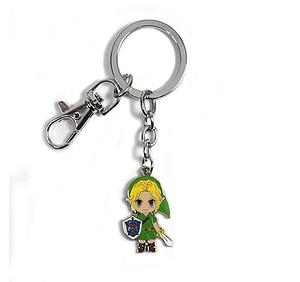 Legend of Zelda Keychain Link