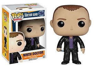 Pop! Television Doctor Who Vinyl Figure Ninth Doctor #294