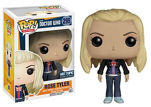 Pop! Television Doctor Who Vinyl Figure Rose Tyler #295