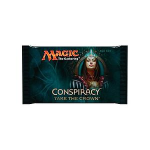 Magic the Gathering: Conspiracy - Take the Crown Booster Pack