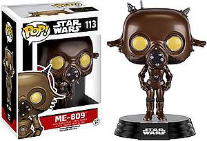 Pop! Star Wars The Force Awakens Vinyl Bobble-Head ME-809 #113