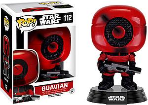 Pop! Star Wars The Force Awakens Vinyl Bobble-Head Guavian #112