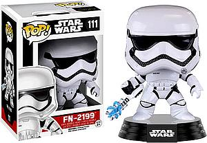 Pop! Star Wars The Force Awakens Vinyl Bobble-Head FN-2199 #111 (Vaulted)