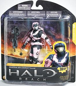 "Halo Reach 6"" Series 3: Spartan Air Assault (female)"