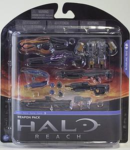 "Halo Reach 6"" Series 5: Weapons Pack"