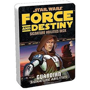 Star Wars: Force & Destiny - Guardian Signature Abilities