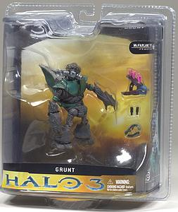 Halo 3 Series 1: Green Grunt [RARE!]