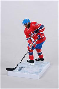 NHL Sportspicks Series 28 P.K. Subban (Montreal Canadiens) Red Jersey