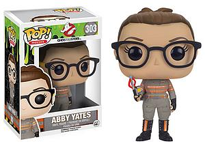 Pop! Movies Ghostbusters (2016) Vinyl Figure Abby Yates #303 (Vaulted)