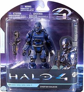 Halo 4 Series 1: Spartan Soldier