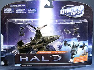 Halo Micro Ops 15mm Scale Series 1: Falcon