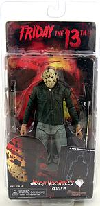 Friday the 13th Part 3 6 Inch: Jason Voorhees