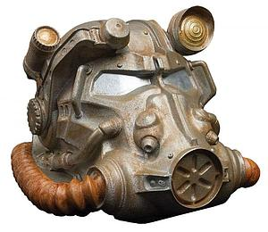 Power Armor Helmet Coin Bank