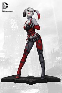 DC Collectibles Arkham City Harley Quinn Statue