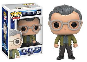 Pop! Movies Independence Day Resurgence Vinyl Figure David Levinson #300 (Retired)