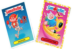 2016 Garbage Pail Kids Trashy TV Series 2 Trading Cards: Booster Pack