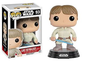 Pop! Star Wars Vinyl Bobble-Head Luke Skywalker Bespin #93 (Retired)