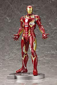 Avengers Age of Ultron ArtFX+ Statue: Iron Man Mark 45