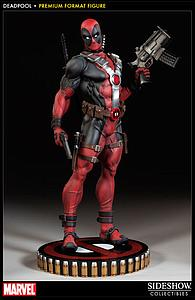 "Sideshow Marvel 20"" Premium Format Figure Deadpool"