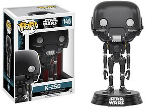 Pop! Star Wars Rogue One Vinyl Bobble-Head Figure K-2SO #146