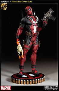 "Sideshow Marvel 20"" Premium Format Figure: Deadpool (Exclusive)"