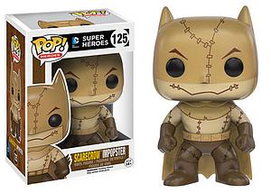 Pop! Heroes DC Impopster Vinyl Figure Batman as Scarecrow #125