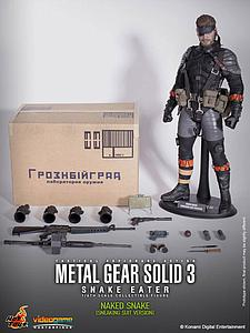 Metal Gear Solid 3: Snake Eater 1/6 Scale Figure Naked Snake