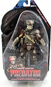 "Predator 7"" 25th Anniversarys Series 8: Masked Jungle Hunter Predator"