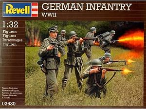 German Infantry (2630)