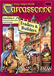 Carcassonne: Traders & Builders (Old Edition)
