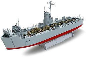 US Navy Landing Ship Medium (80-5123)