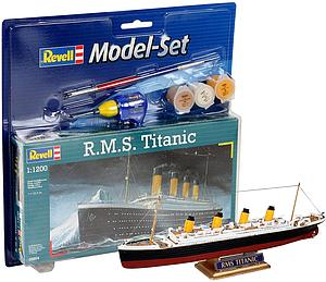 R.M.S. TITANIC MINI SHIP 1/1200