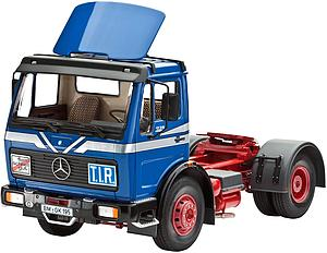 Mercedes 1628 Truck with Spoiler (80-7467)
