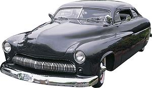 '49 Mercury Custom Coupe (85-2860)