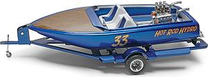 Hot Rod Hydro Speed Boat (85-0392)