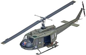 UH-1D Huey Gunship (85-5536)