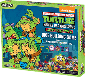 Dice Masters Teenage Mutant Ninja Turtles: Heroes in a Half Shell