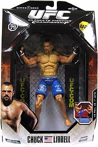UFC Ultimate Fighting Championship Series 1 Deluxe: Chuck Liddell