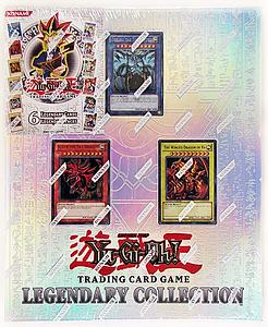 Yugioh Trading Card Game Legendary Collection 1