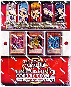 Yugioh Trading Card Game Legendary Collection 2: The Duel Academy Years