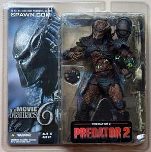 Predator Movie Maniacs Series 6: Predator 2